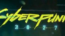 CGR Trailers – CYBERPUNK 2077 Title Reveal Video