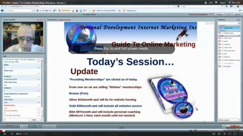Tools Of Internet Marketing Video Part 2