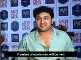 Premiere of movie men will be men.mp4