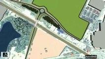 Graph Land - Maquette BIM pour les Infrastructures avec Autodesk Infrastructure Modeler