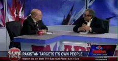 Balochistan- Tarek Fatah explains the conflict to a Canadian audience