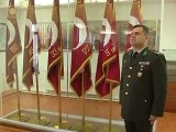 Cumhurbaşkanı Gül, Afyonkarahisar'da Garnizon Komutanlığını Ziyaret Etti