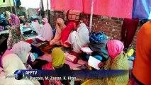 Ritual atrai milhares de muçulmanos em Bangladesh