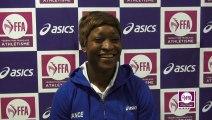 Antoinette Nana Djimou : « Trois merveilleux jours ! »