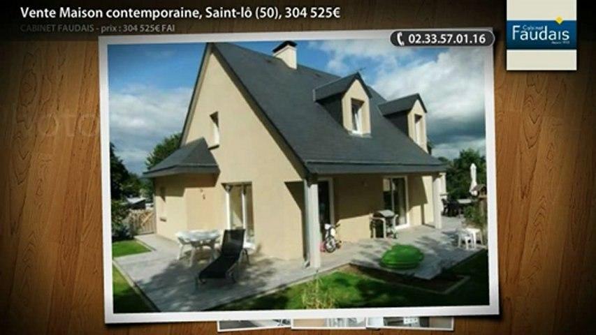 Vente Maison contemporaine, Saint-lô (50), 304 525€