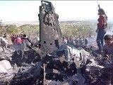 Un bombardier syrien abattu par les rebelles