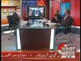 Tonight With Moeed Pirzada (Doctor Tahir Ul Qadri Long March and Changing Political Scenario) 11 January 2013