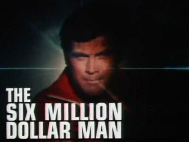 The Six Million Dollar Man Opening Theme 1974 - 1978