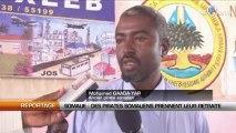 Somalie : Retraite de pirates somaliens