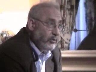 Stiglitz Explains International Finance