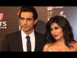 Arjun Rampal & Chitrangada @ Colors Screen Awards 2013 !