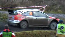 WRC Wales Rally GB 2008: A Selection of Stages & Drivers