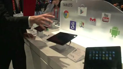 Coby's $129 Tablet (Runs Ice Cream Sandwich) - GizmoSlip