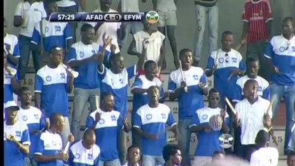 Résumé – AFAD/EFYM 4 - 0 (Ligue1 CIV Journée10)