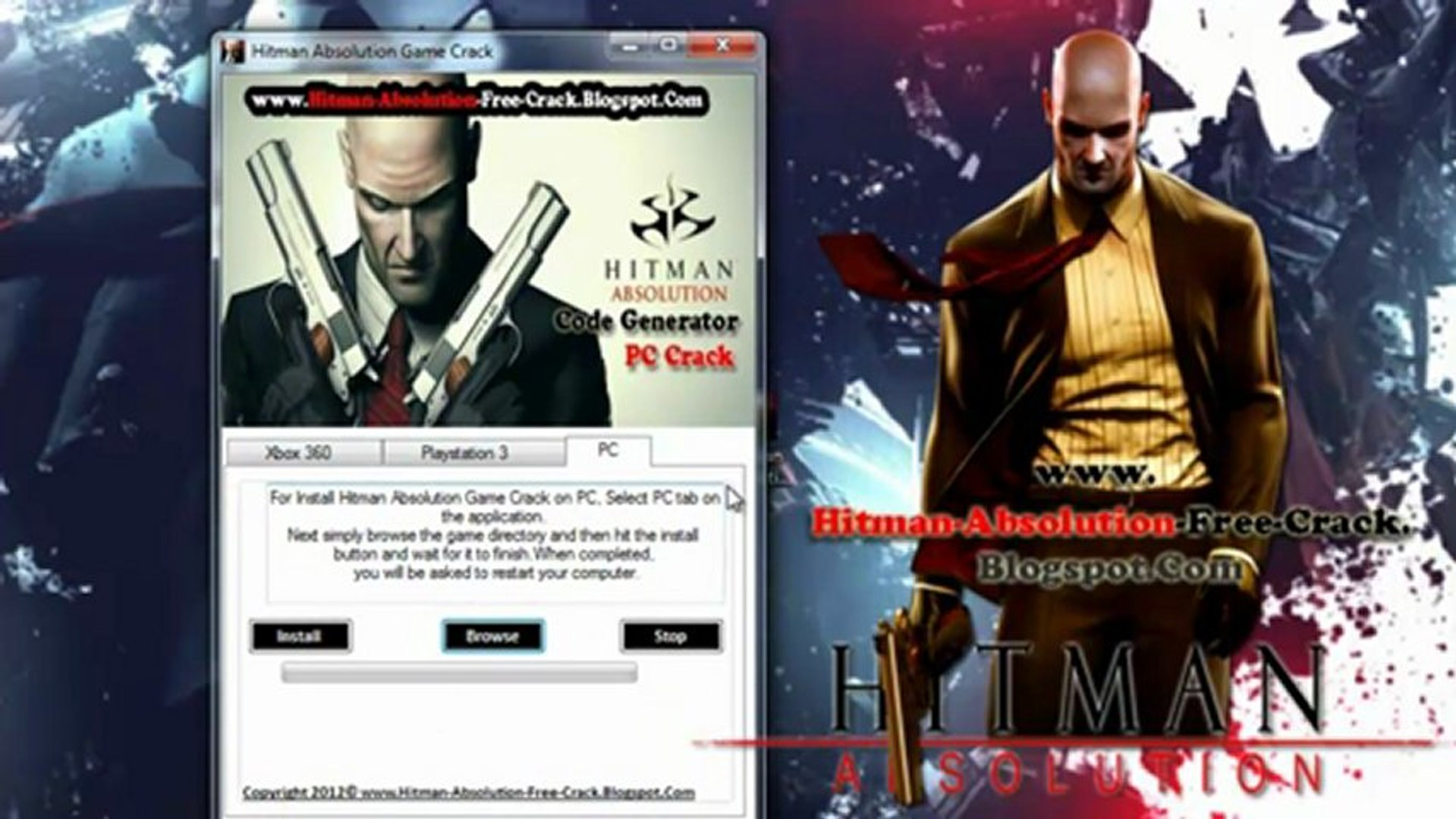Hitman Absolution Crack Free Download Xbox 360 Ps3 Pc Video Dailymotion