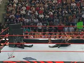 WWE Unforgiven 2003 - Shane McMahon vs Kane in a Last Man Standing Match