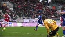 Stade de Reims (SdR) - SC Bastia (SCB) Le résumé du match (20ème journée) - saison 2012/2013