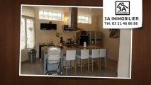 A vendre - maison - CALAIS (62100) - 3 pièces - 95m²