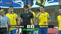 Liga Adelante Las Palmas 3 - Murcia 2