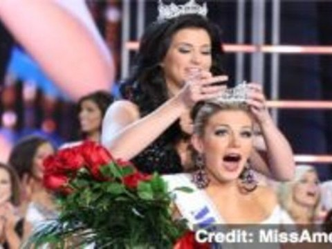 New York's Mallory Hagan Crowned Miss America