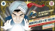 La boite à gifles du Montpellier Hérault Rugby - Episode 11 Saison 3 : Toulon HCUP 19/01/2013