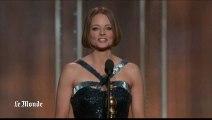 Jodie Foster fait un émouvant coming-out à la cérémonie des Golden Globes