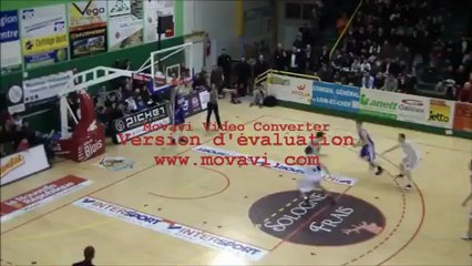 NM1 J16 ADA Blois - BC Orchies : l'action du match