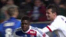 Ligue 1 - Résumé de la 20ème journée - saison 2012/2013