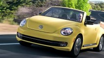 2012 LA Auto Show- VW Beetle Cabriolet launched, priced at Rs 16 lakh onwards.mp4