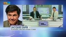 Jacques Sapir, directeur d'Etudes à l'EHESS - 14 janvier - BFM : Intégrale Placements