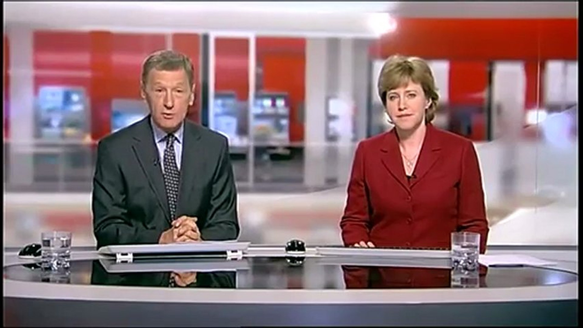 BBC Look East News Luton March Soldiers Protest Muslims & BBC - Sport Relief