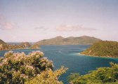 Les saintes (Guadeloupe) - îles des Saintes