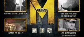 Metro : Last Light - Bande-annonce #4 - Le mannequin