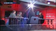 Laurent Fabius était l'invité du Grand Jury du dimanche 13 janvier 2013