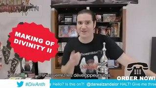Divine Divinity Bande annonce 1 Divinity Anthology