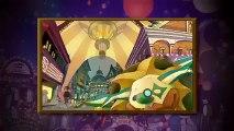 Professeur Layton Et Le Masque Des Miracles - Bande-annonce #7 - Masque du chaos