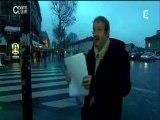 Passage média - Joseph Thouvenel sur France5 - C dans l'air