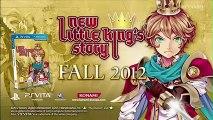 New Little King's Story - Bande-annonce #4 - Sortie du jeu