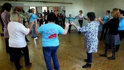 Initiation à la danse celte