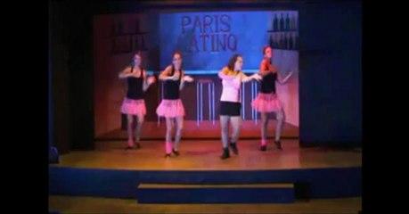 Spectacle Paris Latino Teaser