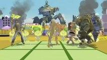 PlayStation All-Stars : Battle Royale - Bande-annonce #8 - Raiden de la série des Metal Gear Solid