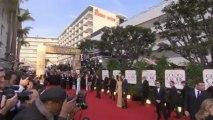 Golden Globes: Die besten Outfits auf dem roten Teppich