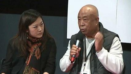 Rencontre avec Wu Tianming