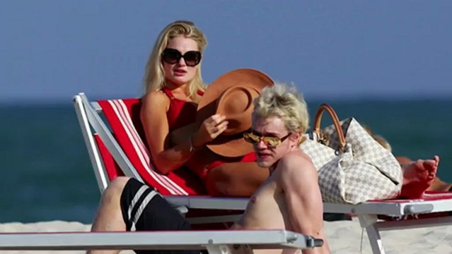 Red Hot Emma Rigby Shows Off Her Bikini Body
