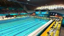 Londres 2012 - Le Jeu Vidéo Officiel Des Jeux Olympiques - Bande-annonce #8 - La piscine olympique