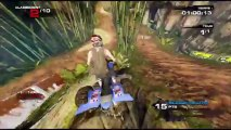 Mad Riders - Gameplay #1 - Glissades dans la jungle