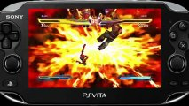 Street Fighter X Tekken - Gameplay #16 - Captivate 2012 - Street Fighter (PS Vita)