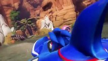 Sonic & All-Stars Racing Transformed - Bande-annonce #1 - Annonce du jeu