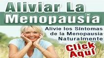 Primeros Sintomas de la Menopausia