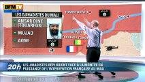 """Mali : l'opération """"Serval"""" détaillée par Harold Hyman - 14/01"""